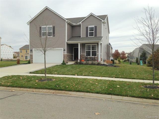 8433 Parkridge, Dexter, MI 48130 (MLS #R217063472) :: Berkshire Hathaway HomeServices Snyder & Company, Realtors®