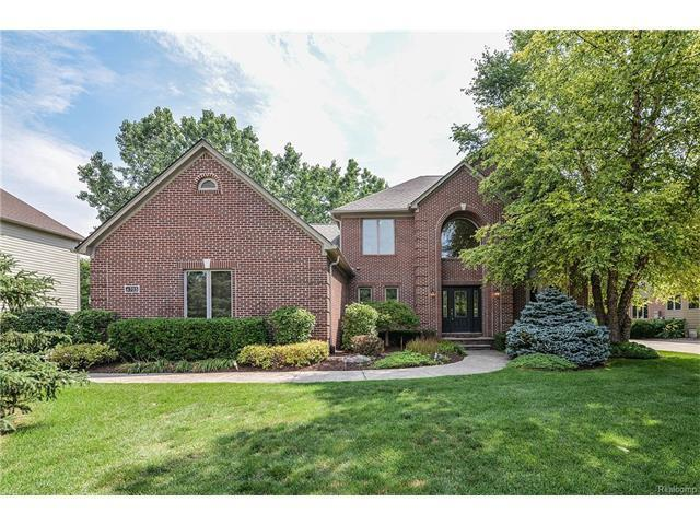 4703 Sawgrass Drive W, Ann Arbor, MI 48108 (MLS #R217063988) :: The Toth Team