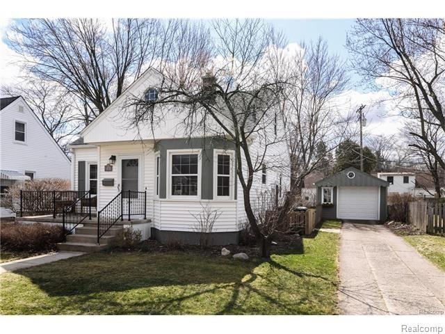 2109 Arlene Street, Ann Arbor, MI 48103 (MLS #R217064554) :: The Toth Team
