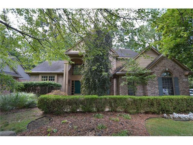 1485 Forest Bay, Wixom, MI 48393 (MLS #R217080570) :: The Toth Team