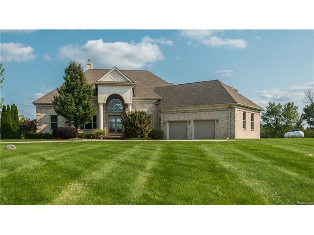 6843 Daly Road, Dexter, MI 48130 (MLS #R217085691) :: Berkshire Hathaway HomeServices Snyder & Company, Realtors®