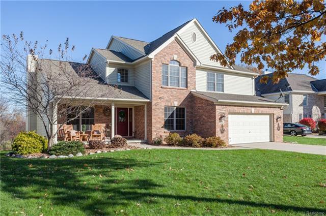 340 Pembroke Drive, Saline, MI 48176 (MLS #R217102103) :: Berkshire Hathaway HomeServices Snyder & Company, Realtors®