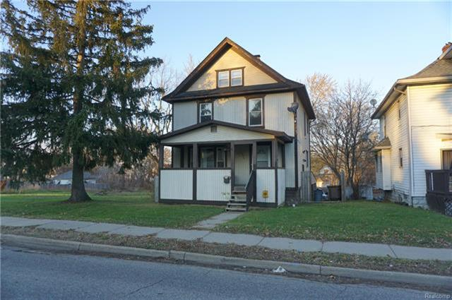236 State Street, Pontiac, MI 48341 (MLS #R217104738) :: The Toth Team