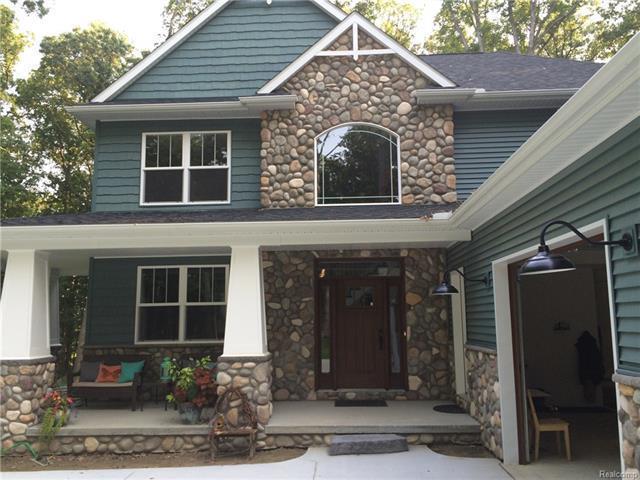 9674 Huron Creek Drive, Dexter, MI 48130 (MLS #R218008636) :: Berkshire Hathaway HomeServices Snyder & Company, Realtors®