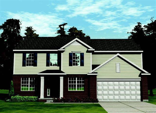 4284 Lilac Lane, Ypsilanti, MI 48197 (MLS #R218012719) :: Berkshire Hathaway HomeServices Snyder & Company, Realtors®