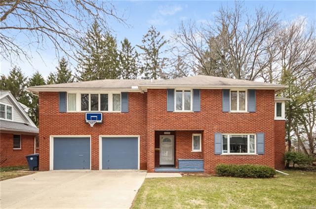 2008 Morton Avenue, Ann Arbor, MI 48104 (MLS #R218028234) :: Berkshire Hathaway HomeServices Snyder & Company, Realtors®