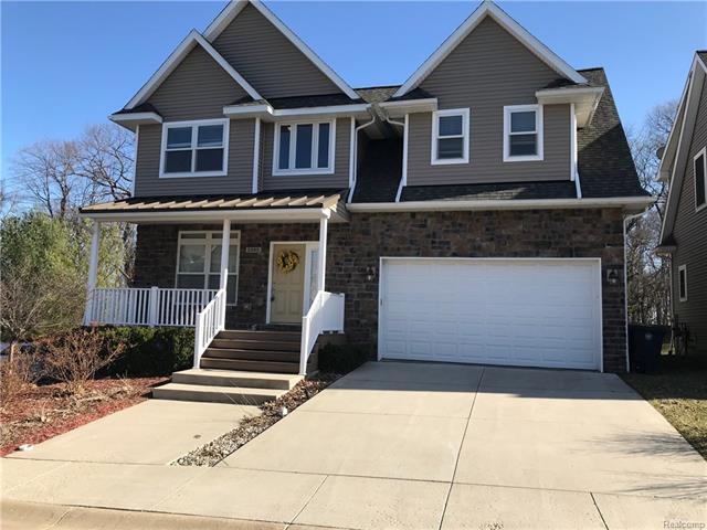 2390 Earl Shaffer, Ann Arbor, MI 48105 (MLS #R218032806) :: Berkshire Hathaway HomeServices Snyder & Company, Realtors®