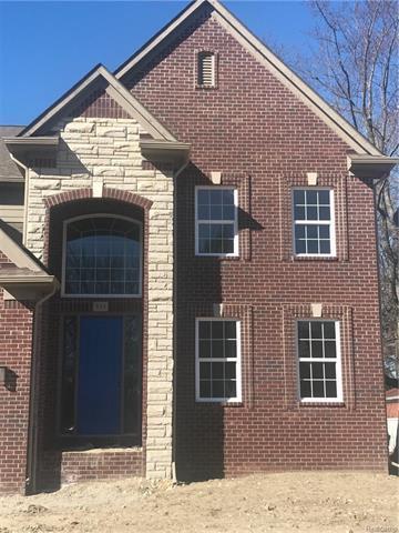 7060 Wapiti Way, Saline, MI 48176 (MLS #R218032840) :: Berkshire Hathaway HomeServices Snyder & Company, Realtors®