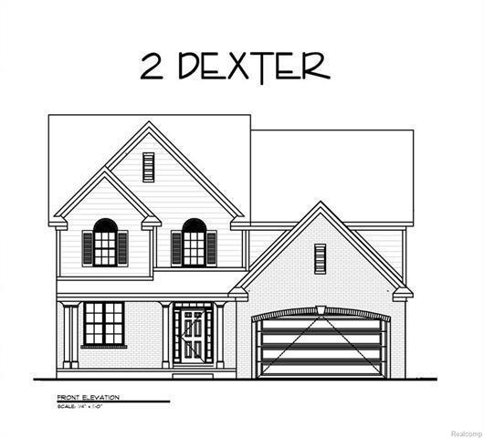 3204 Eastridge Drive, Dexter, MI 48130 (MLS #R218034482) :: Berkshire Hathaway HomeServices Snyder & Company, Realtors®
