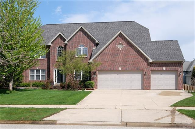 3841 Mill Pond Lane, Ann Arbor, MI 48108 (MLS #R218042777) :: The Toth Team