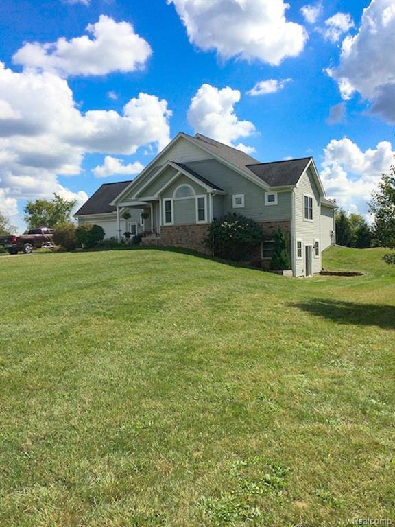 11635 Bohne Rd, Grass Lake, MI 49240 (MLS #R218093139) :: Keller Williams Ann Arbor