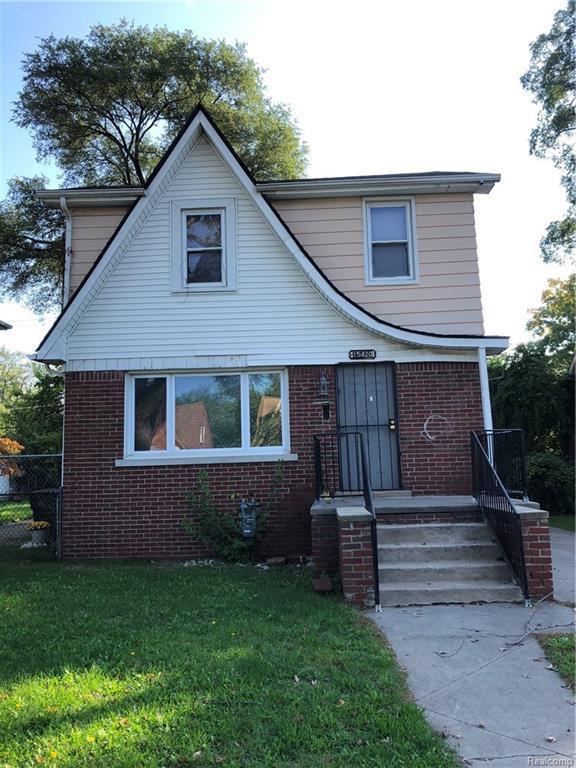 15420 Coyle St, Detroit, MI 48227 (MLS #R218099155) :: Berkshire Hathaway HomeServices Snyder & Company, Realtors®