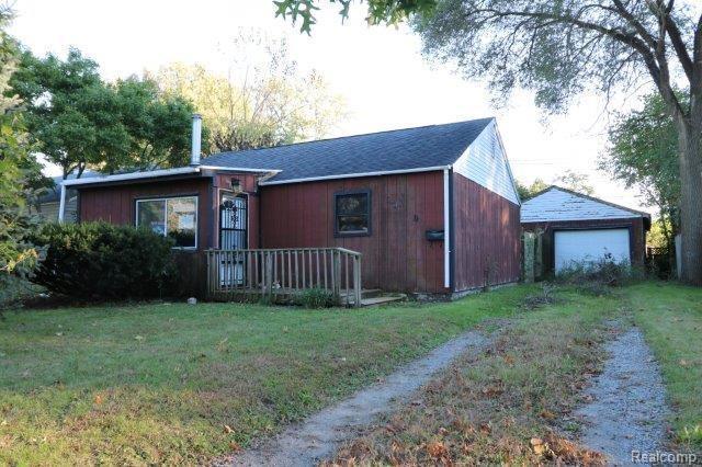 1410 Merrifield Ave, Niles, MI 49120 (MLS #R218101732) :: Berkshire Hathaway HomeServices Snyder & Company, Realtors®