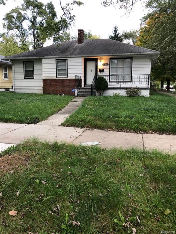 17300 Salem St, Detroit, MI 48219 (MLS #R218101770) :: Berkshire Hathaway HomeServices Snyder & Company, Realtors®
