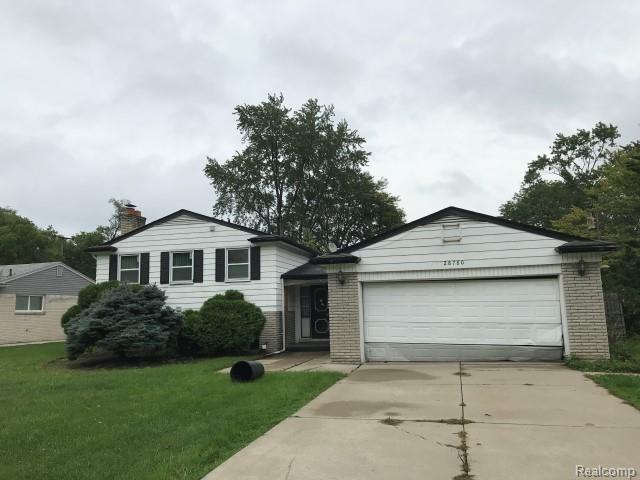 28780 Bell Rd, Southfield, MI 48034 (MLS #R218101963) :: The Toth Team