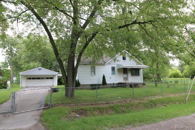 8214 Nixon Ave, N Of Livingston Coun, MI 48458 (MLS #R218102690) :: The Toth Team