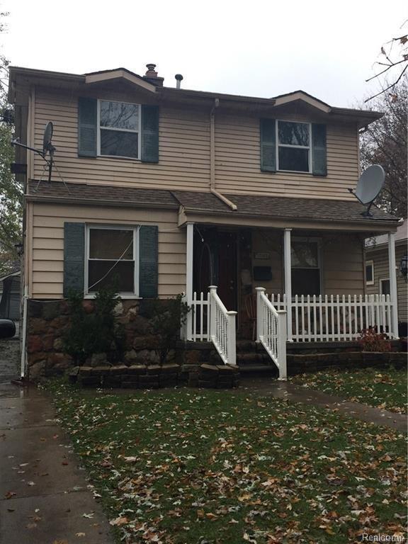 17183 Harman St, Melvindale, MI 48122 (MLS #R218103329) :: Keller Williams Ann Arbor