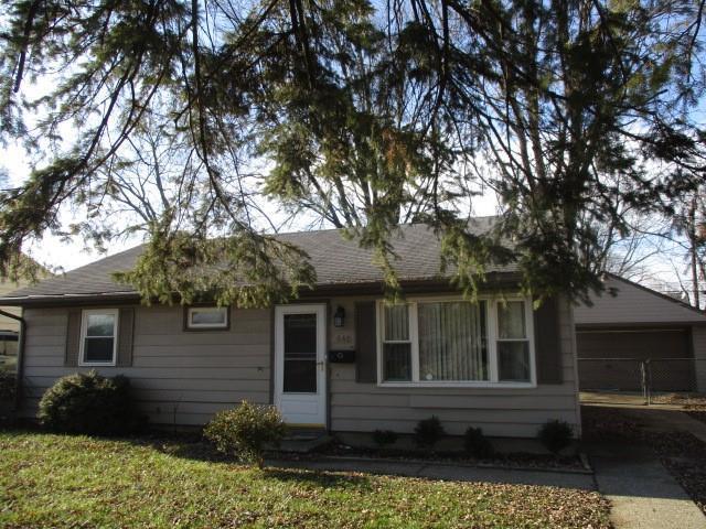 640 Glenwood Ave, Ypsilanti, MI 48198 (MLS #R219002336) :: Keller Williams Ann Arbor