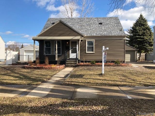 12785 Pearl St, Southgate, MI 48195 (MLS #R219013690) :: The Toth Team