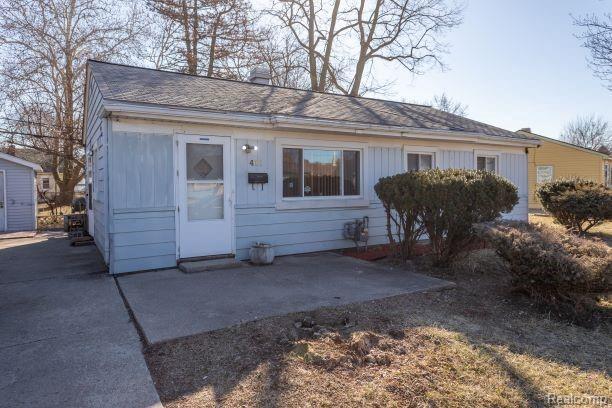 413 Burton Crt, Ypsilanti, MI 48197 (MLS #R219029529) :: Berkshire Hathaway HomeServices Snyder & Company, Realtors®
