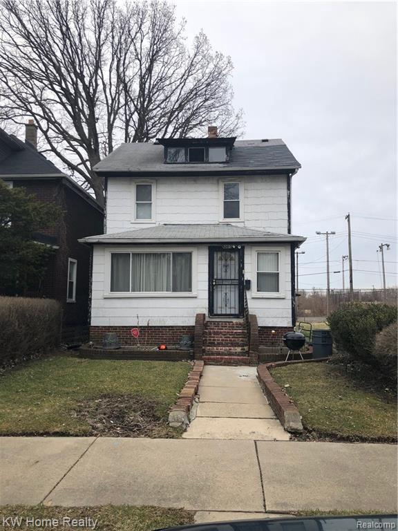 233 Midland St, Highland Park, MI 48203 (MLS #R219029755) :: The Toth Team