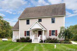 1652 Lima Center, Dexter, MI 48130 (MLS #R219033868) :: Berkshire Hathaway HomeServices Snyder & Company, Realtors®