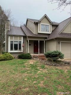 11085 Village Ln, Clinton, MI 49236 (MLS #R219035158) :: Berkshire Hathaway HomeServices Snyder & Company, Realtors®