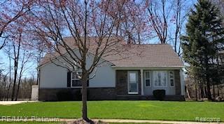 160 Garden Crt, Whitmore Lake, MI 48189 (MLS #R219035631) :: Berkshire Hathaway HomeServices Snyder & Company, Realtors®