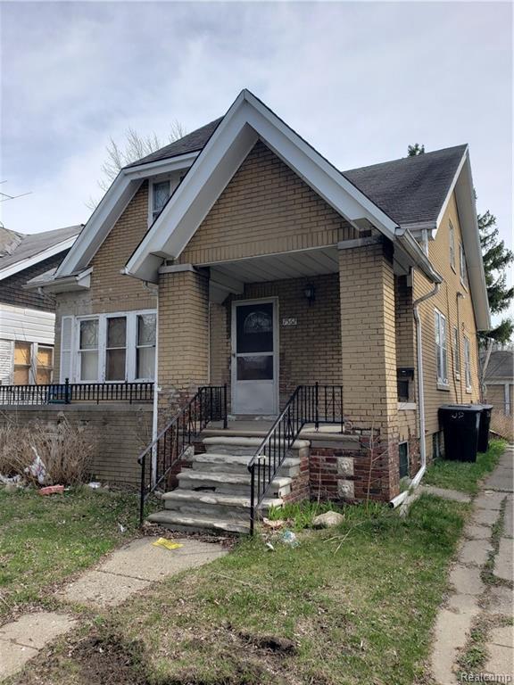 7562 E Brentwood St, Detroit, MI 48234 (MLS #R219037175) :: The Toth Team