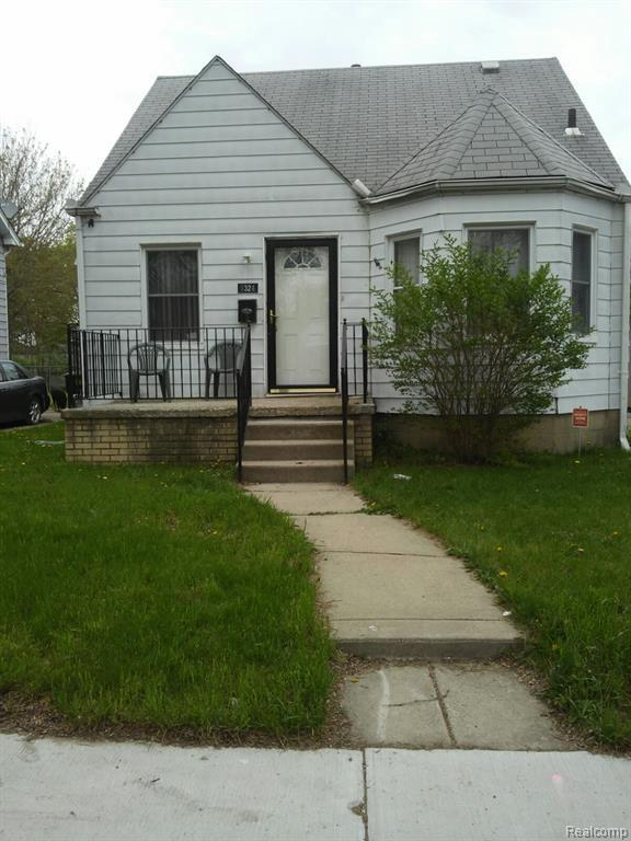7324 N Warwick St S, Detroit, MI 48228 (MLS #R219044379) :: Keller Williams Ann Arbor