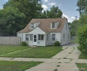 25902 Amherst St, Dearborn Heights, MI 48125 (MLS #R219048617) :: The Toth Team