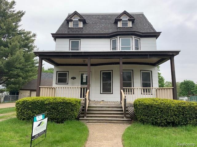 58922 Main St, New Haven, MI 48048 (MLS #R219049148) :: Berkshire Hathaway HomeServices Snyder & Company, Realtors®