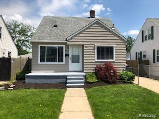 203 Detroit St, Trenton, MI 48183 (MLS #R219049422) :: Berkshire Hathaway HomeServices Snyder & Company, Realtors®