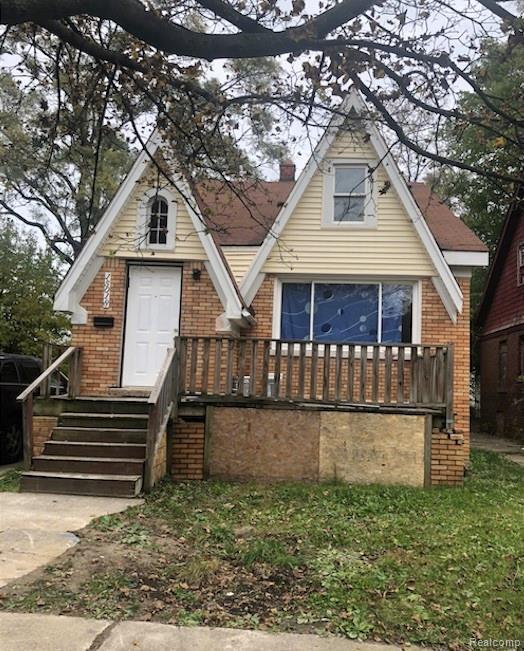 15018 Tracey St, Detroit, MI 48227 (MLS #R219058398) :: Berkshire Hathaway HomeServices Snyder & Company, Realtors®