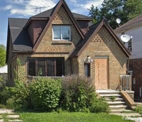 10088 Britain, Detroit, MI 48224 (MLS #R219058767) :: Berkshire Hathaway HomeServices Snyder & Company, Realtors®
