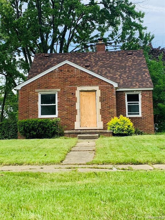 16005 E State Fair St, Detroit, MI 48205 (MLS #R219059222) :: The Toth Team