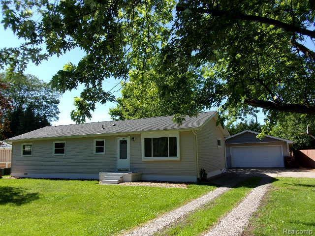 173 Chaney St, Van Buren, MI 48111 (MLS #R219060871) :: The Toth Team