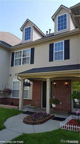 4171 Berkeley Ave, Canton, MI 48188 (MLS #R219082416) :: Berkshire Hathaway HomeServices Snyder & Company, Realtors®