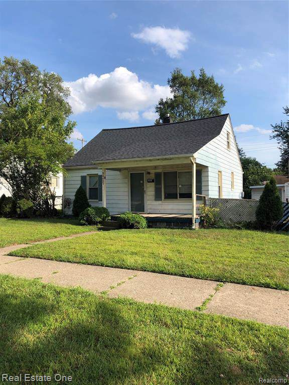 24097 Annapolis St, Dearborn Heights, MI 48125 (MLS #R219084526) :: The Toth Team