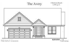 17757 Vineyard St, Brownstown, MI 48193 (MLS #R219084767) :: Berkshire Hathaway HomeServices Snyder & Company, Realtors®
