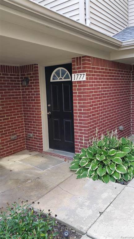 1777 Addington, Ann Arbor, MI 48108 (MLS #R219085151) :: Berkshire Hathaway HomeServices Snyder & Company, Realtors®
