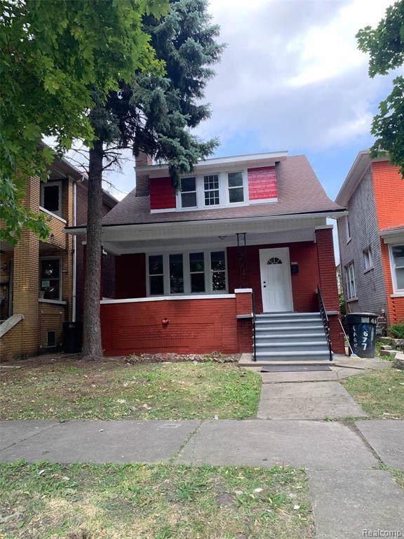 4678 Larkins St, Detroit, MI 48210 (MLS #R219085200) :: Berkshire Hathaway HomeServices Snyder & Company, Realtors®
