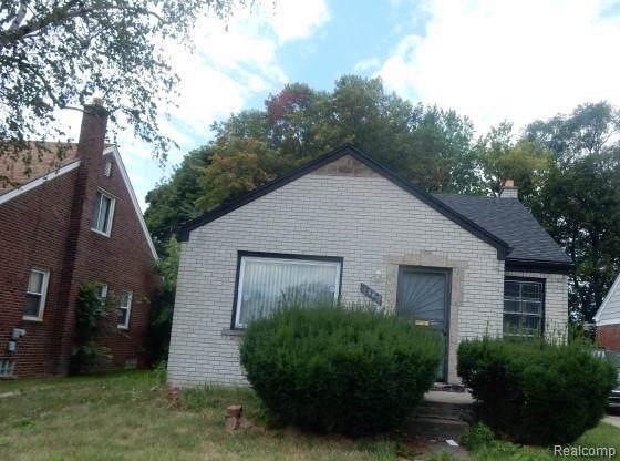 9935 Grandville Ave, Detroit, MI 48228 (MLS #R219085446) :: Berkshire Hathaway HomeServices Snyder & Company, Realtors®