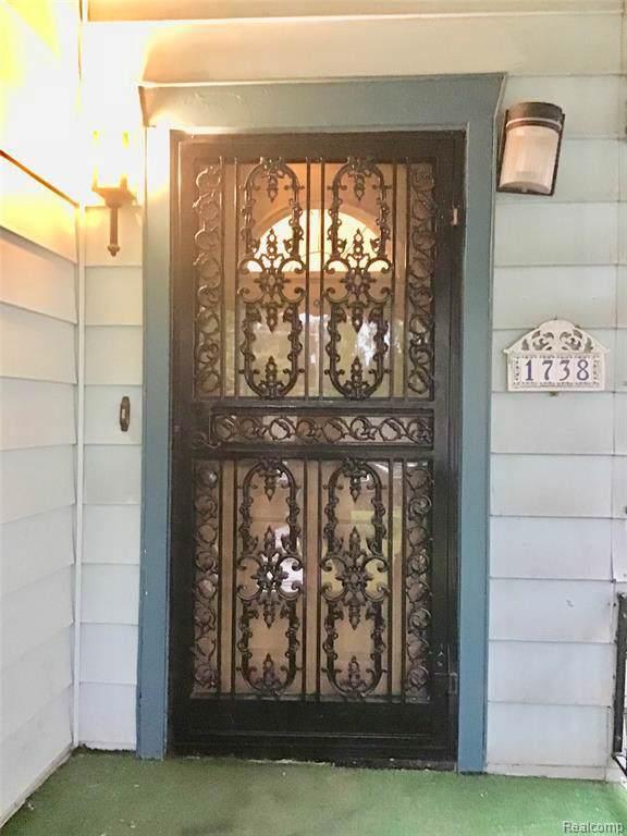 1738 Casgrain St, Detroit, MI 48209 (MLS #R219088298) :: Berkshire Hathaway HomeServices Snyder & Company, Realtors®