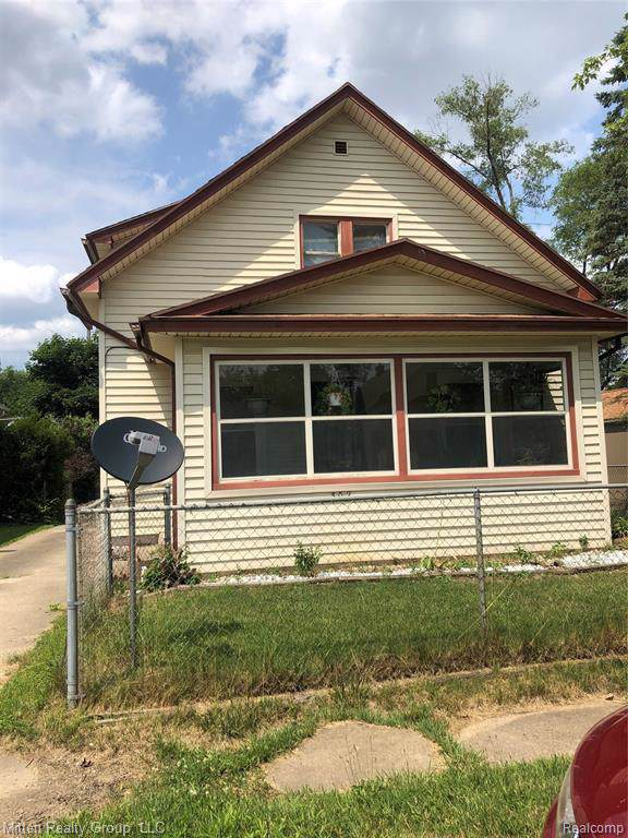 302 Cass Ave, Jackson, MI 49203 (MLS #R219088805) :: The Toth Team