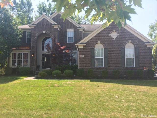 6224 Opal Ln, Grand Blanc, MI 48439 (MLS #R219094072) :: Berkshire Hathaway HomeServices Snyder & Company, Realtors®