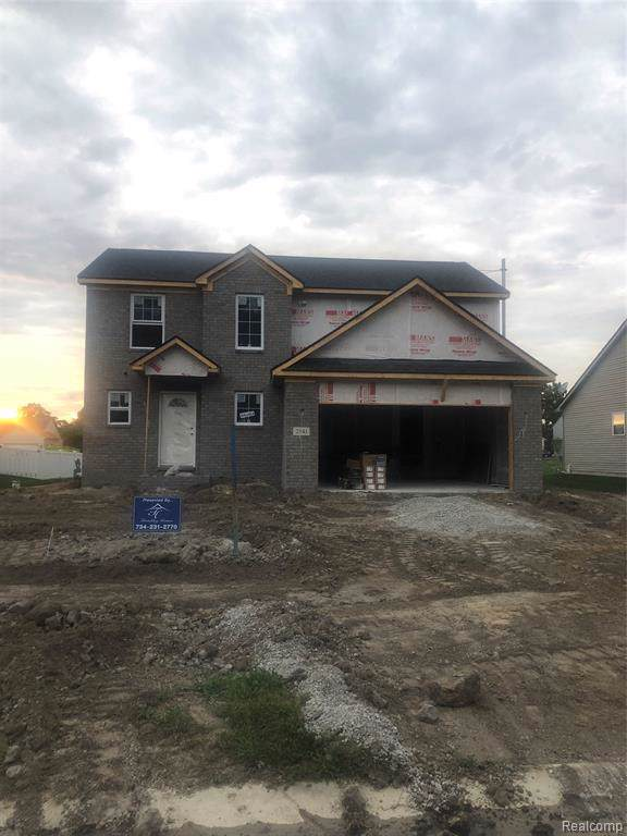 2141 Teton, Monroe, MI 48162 (MLS #R219095459) :: Berkshire Hathaway HomeServices Snyder & Company, Realtors®