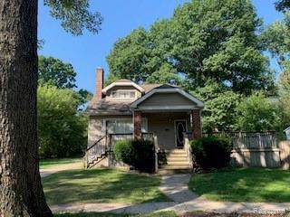 18263 Fielding St, Detroit, MI 48219 (MLS #R219097342) :: Berkshire Hathaway HomeServices Snyder & Company, Realtors®