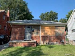 6441 Mettetal St, Detroit, MI 48228 (MLS #R219097718) :: Berkshire Hathaway HomeServices Snyder & Company, Realtors®