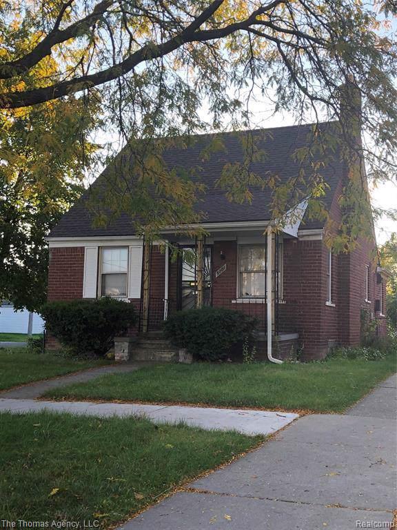 9001 Roselawn St, Detroit, MI 48204 (MLS #R219107015) :: Berkshire Hathaway HomeServices Snyder & Company, Realtors®